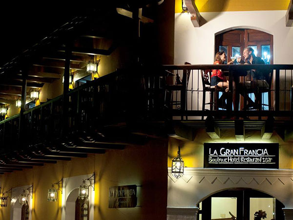 Hotel La Gran Francia - Calvet & Associates