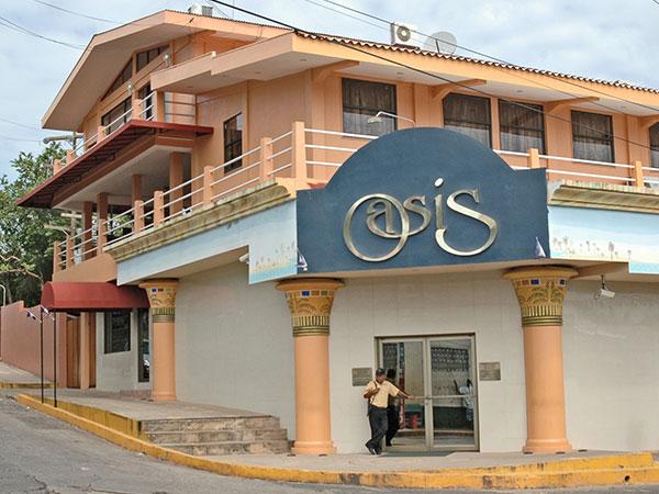 Hotel y Casino Oasis - Calvet & Associates