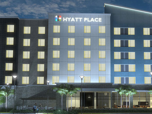 Hyatt Place Managua - Calvet & Associates